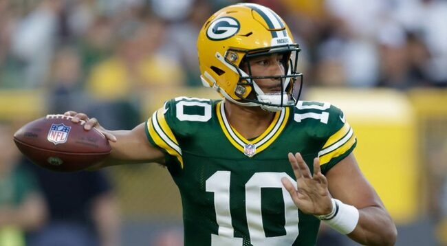 QB Jordan Love's status unclear for Packers' next exhibition game