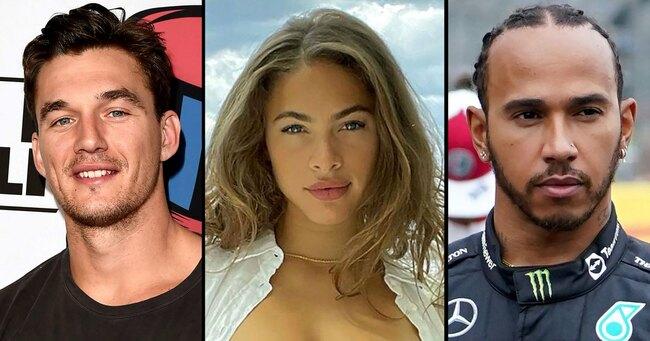 Tyler Cameron's Ex Camila Denies Dating Lewis Hamilton