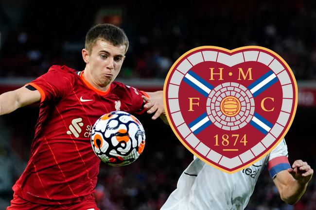 Hearts win the race to sign Liverpool's Wales starlet Ben Woodburn on loan