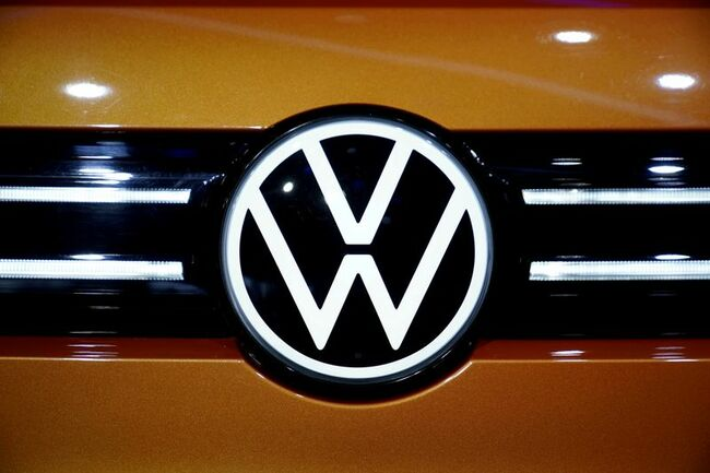 Volkswagen's Mexico unit says reached deal with union for salary increase of 5.5%