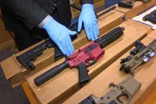 San Francisco DA sues 3 California-based 'ghost gun' makers