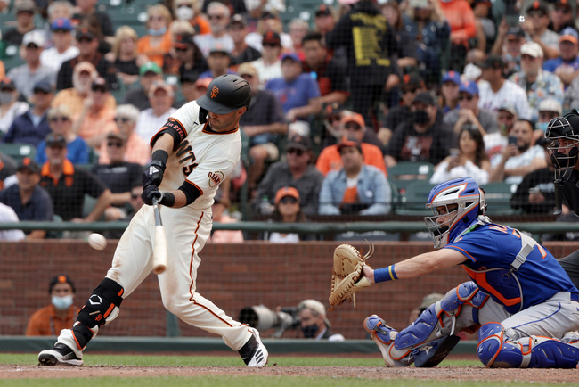 Photos: Giants had some spectacular plays in close loss to Mets in extra innings