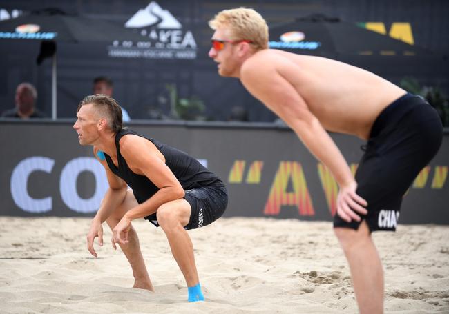 Manhattan Beach Open: Patterson, Budinger reach semifinal