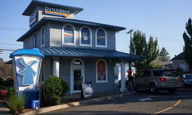 Coffee QSR Dutch Bros Enlists JPMorgan, BoA, Barclays And Others As Managers For Proposed IPO
