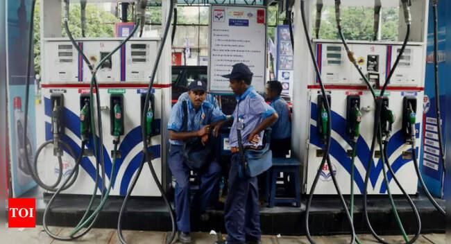 Petrol, diesel prices cut again as global oil rates soften