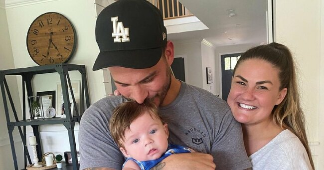 My 'Little Family'! Brittany Cartwright, Jax Taylor's Best Pics With Cruz