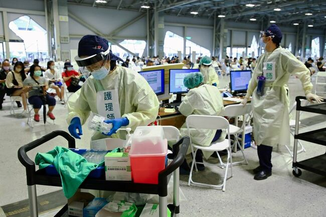 Taiwan reports no new domestic COVID-19 cases, first time since May 9
