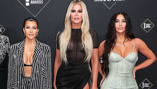 Kim Kardashian Shares Hilarious Throwback Video Of 'Star Search Audition' With Khloe & Kourtney