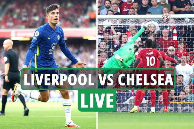 Liverpool vs Chelsea LIVE SCORE: Salah scores as James SENT OFF for handball, Havertz with opener – stream, TV channel