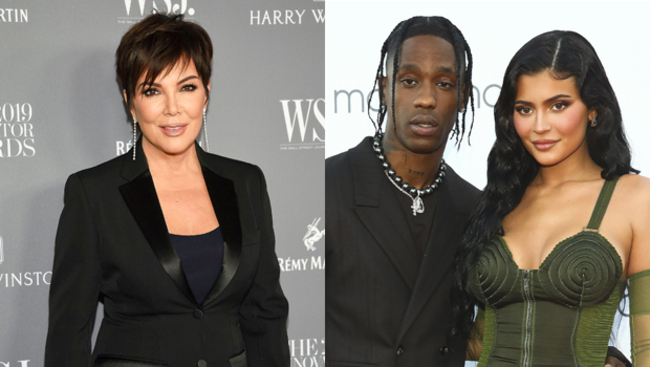 Why It Took Kris Jenner 'A Moment' To Get On Board With Kylie Jenner's Second Pregnancy