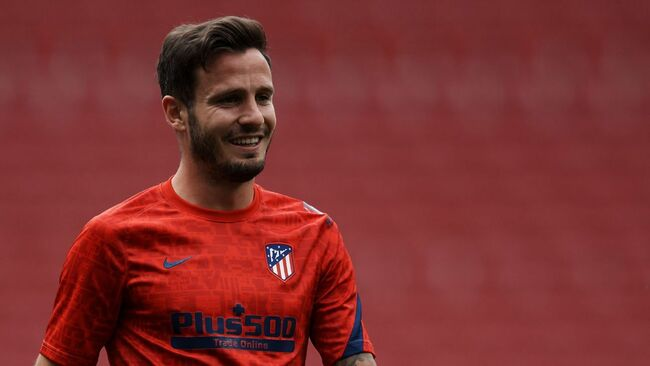 Chelsea sign Saul Niguez on loan from Atletico Madrid