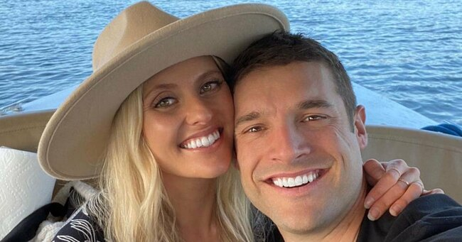Garrett Celebrates Anniversary With GF 1 Year After Becca Confirms Split