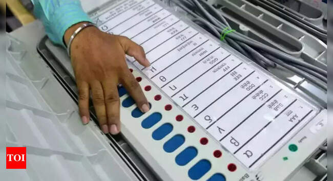 Difficult to hold 2022 assembly polls if EVMs not freed for re-use: EC to SC