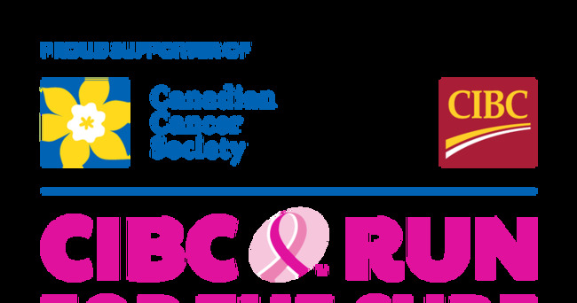 Online CIBC Run for the Cure, supported by 770 CHQR