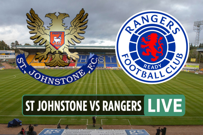 Is St Johnstone vs Rangers on TV? Channel, live stream, teams and kick-off time for Scottish Premiership match