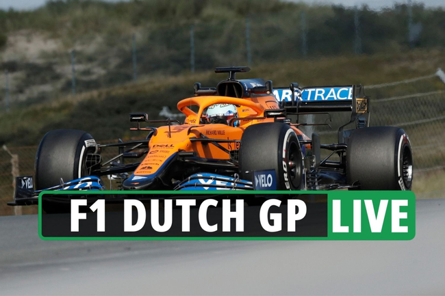F1 Dutch Grand Prix qualifying LIVE: Stream, TV channel, full race schedule as Verstappen and Hamilton battle for pole