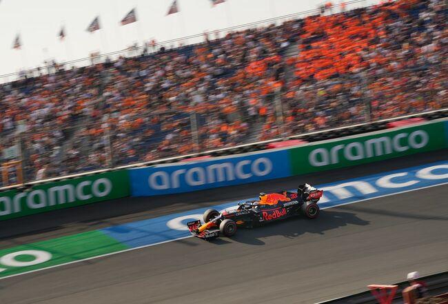 Verstappen tops last practice for Netherlands GP, Bottas 2nd