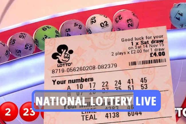 National Lottery results LIVE: Winning Lotto and Thunderball numbers revealed with £20m jackpot up for grabs