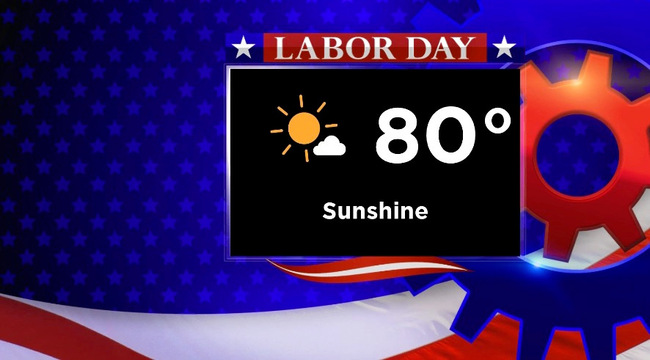 Chicago Weather: Sunny Holiday Weekend