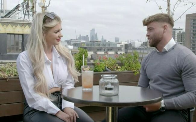 Love Island fans rage as Jake tells Liberty he's 'too busy' to pursue relationship in extremely awkward meet up