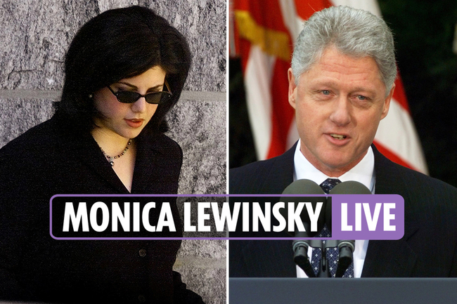 Impeachment: American Crime Story latest – Producer Monica Lewinsky 'didn't have a voice' during Clinton sex scandal