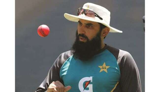 Pakistan coach Misbah resigns in blow to WC plans