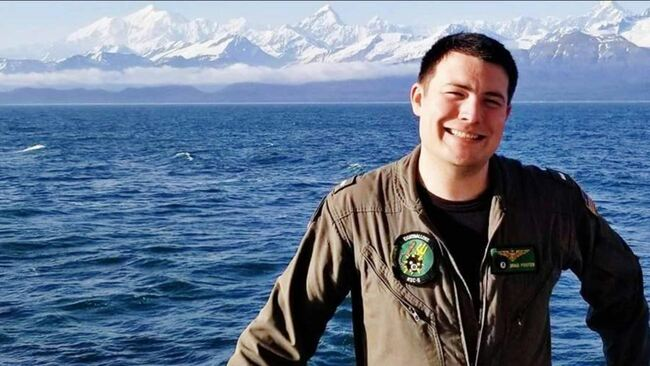 A sailor killed in Navy helicopter crash was a Cal Maritime grad