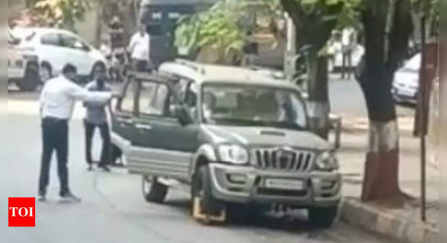 Retired Colonel on RIL staff was first to spot SUV near Antilia