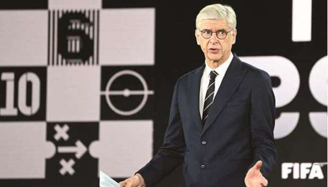 Wenger cites 'positive response' to new WC plan, UEFA threatens boycott