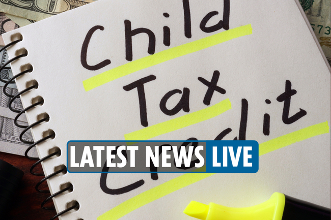 Child tax credit dates – Next payment coming in less than a WEEK as IRS reveal September payday