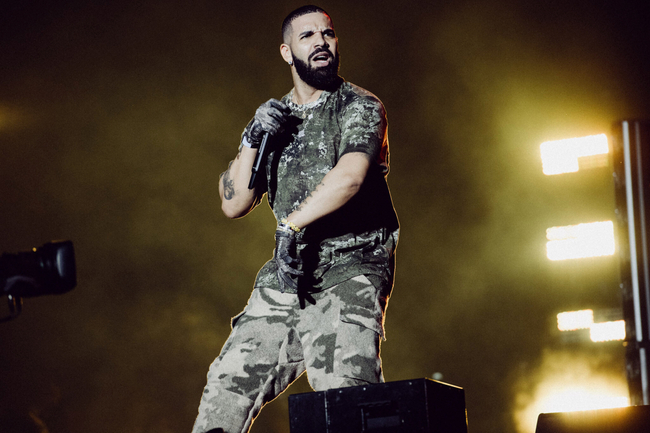 Drake shocks Wireless festival goers with surprise performance