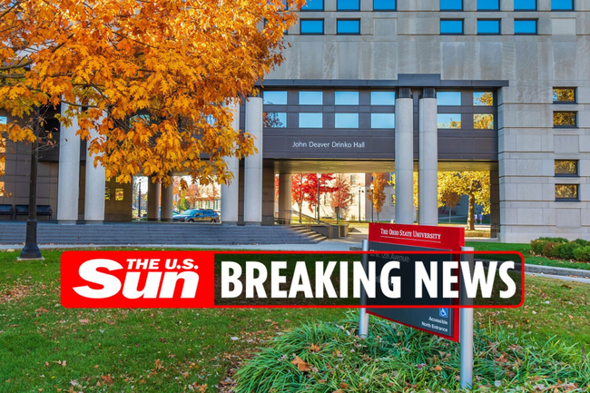 Ohio state shooting – 'One shot on High Street in Columbus and suspects at large' as public urged to avoid the area