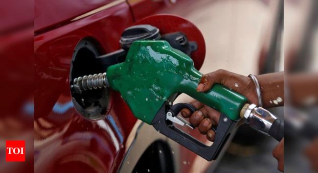 Petrol price: Petrol, diesel price unchanged for a week