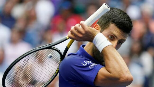 In defeat, Novak Djokovic feels love from tennis world that has long eluded him