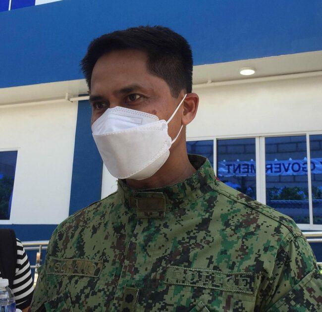 90% of CPPO personnel already vaccinated