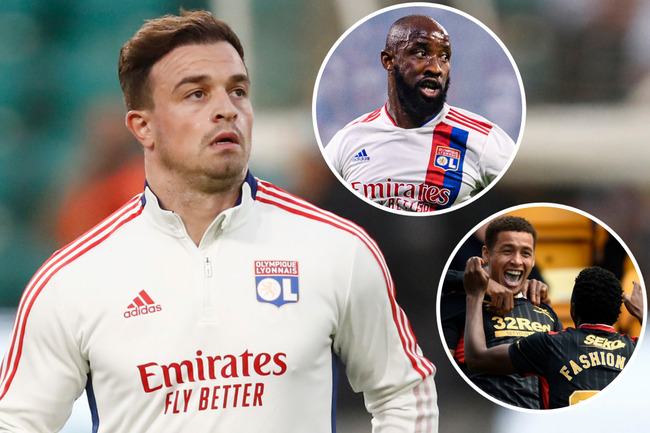 Ex-Celtic star Dembele one of Europe's best as Shaqiri issues Rangers 'big test' warning to Lyon team-mates