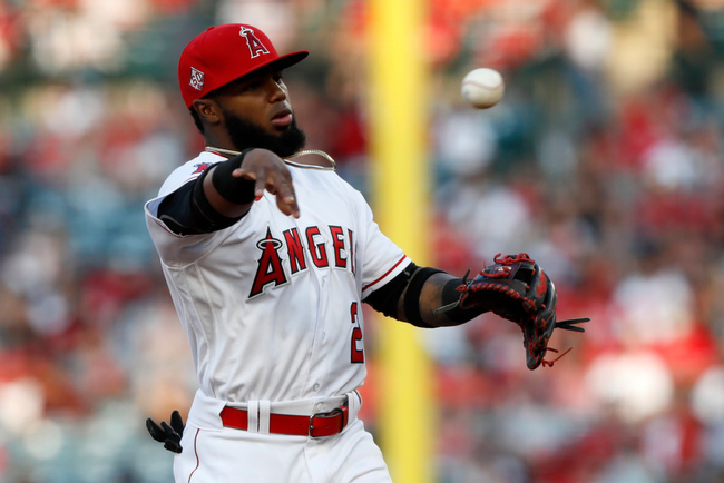 Angels infielder Luis Rengifo reportedly charged with falsifying documents in Venezuela