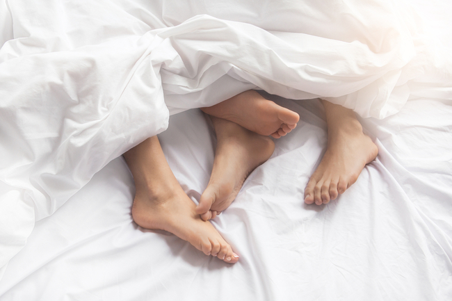 Peeing during sex is more common than you think – 4 ways to deal with it