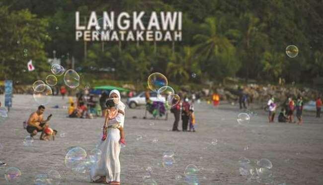 Malaysian holiday island opens as tourism restarts