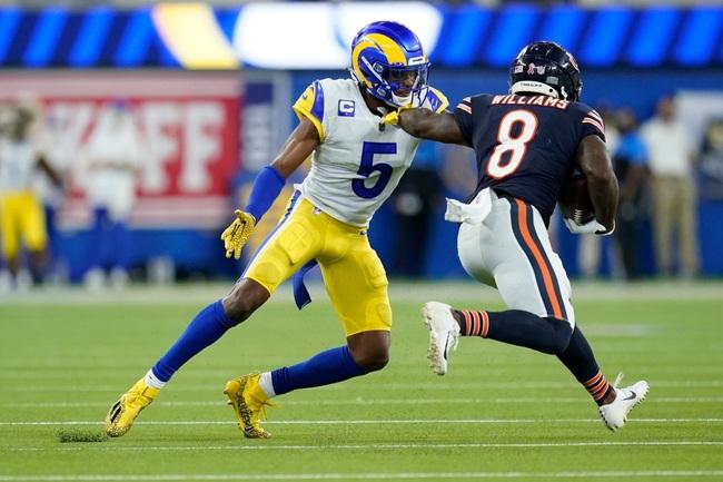 Rams' Jalen Ramsey is getting a corner on versatility