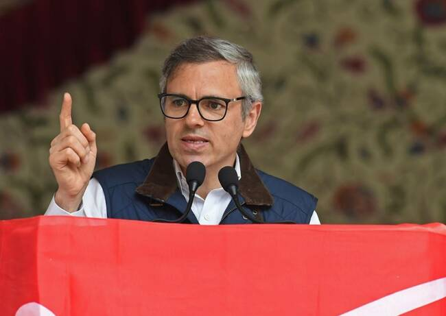 'Too busy fighting amongst themselves': Omar Abdullah slams Congress after Amarinder Singh steps down as Punjab Chief Minister