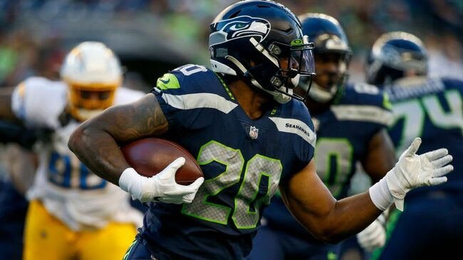 NFL Week 2 fantasy football inactives watch: Who's in and who's out?