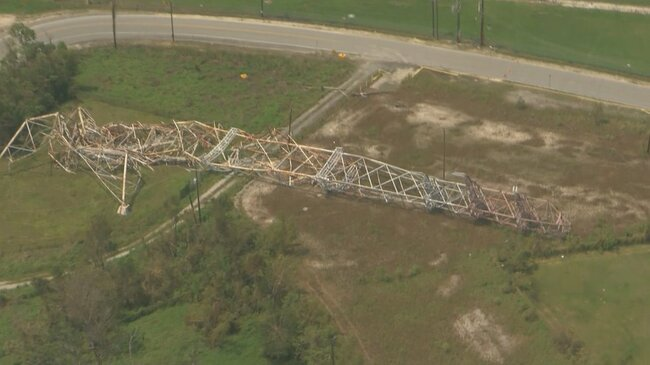 Ida power outages in southeast Louisiana due to 'gross negligence' by utility, lawsuit claims