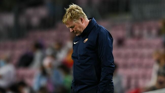 Barcelona in crisis: Awful football, fan anger, loss of identity, spiraling debt and Koeman vs. Laporta
