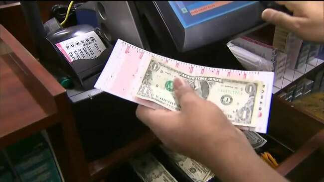 Powerball jackpot increases to $490 million for Wednesday night's drawing