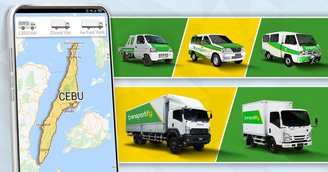Transportify Now Available in Cebu with Lowest Prices