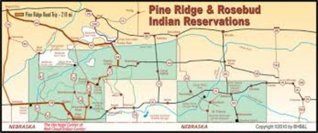 South Dakota tribe issues stay-at-home order due to COVID increase