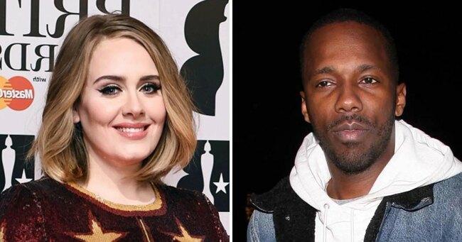 Adele, Boyfriend Rich Paul Looked 'Happy' at Anthony Davis' Wedding