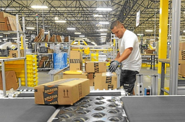 Newsom signs first law in U.S. aimed at protecting warehouse workers