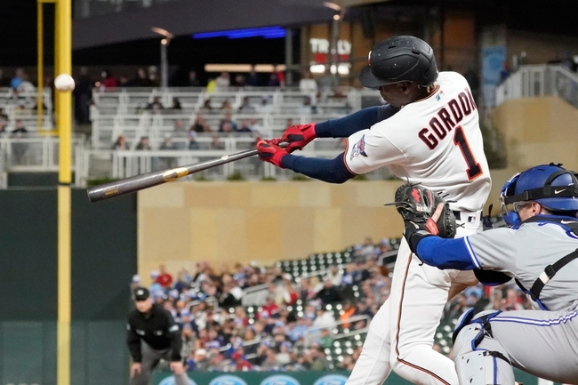 Nick Gordon's four-RBI day leads Twins over Blue Jays